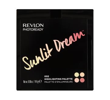 Image 2 du produit Revlon - PhotoReady palette d'enlumineurs holographiques, 1 unité 002 Sunlit Dream