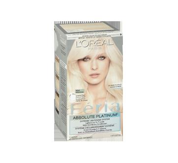 Image 2 of product L'Oréal Paris - Féria - Haircolour, 1 unit, Absolute Platinum Extreme Platinum