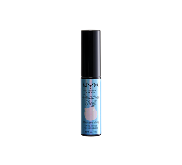 Image 2 of product NYX Professional Makeup - Paradise Fluff Lip Oil, 1 unit Candy Clouds