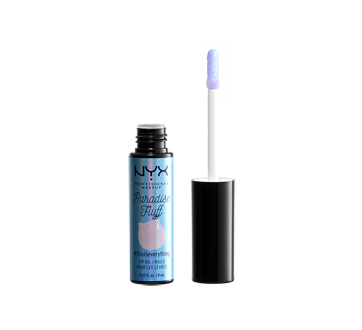 Image 3 of product NYX Professional Makeup - Paradise Fluff Lip Oil, 1 unit Candy Clouds