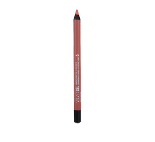 Velvet Gel Waterproof Lipliner, 1.25 g