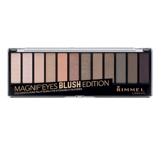 Magnif'Eyes Eyeshadow Palette, 14.16 g