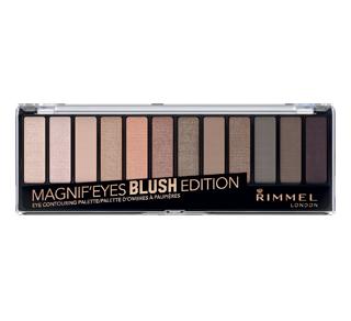 Magnif'Eyes palette d'ombres à paupières, 14,16 g