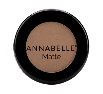 Image of product Annabelle - Matte Eyeshadow, 1.5 g Taupe