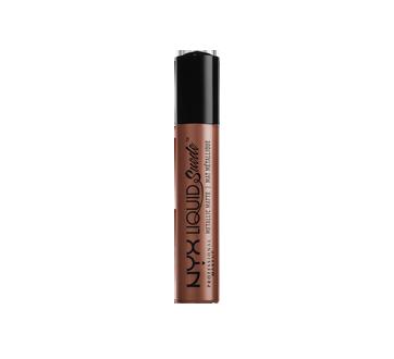 Liquid Suede Mettalic Matte rouge à lèvres, 4 ml
