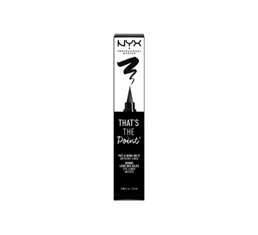 Image 2 of product NYX Professional Makeup - That's the Point Eyeliner, 1 unit Put a Wing on It