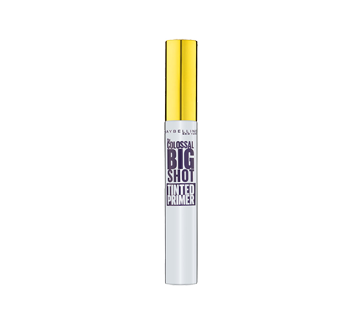 Image 2 of product Maybelline New York - Volum' Express The Colossal Big Shot Tinted Primer, 9.2 ml Black