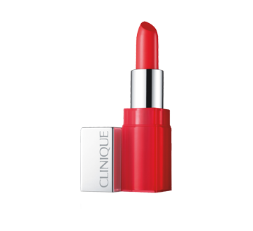 Image of product Clinique - Clinique Pop Glaze Sheer Lip Colour + Primer, 3.8 g Fireball Pop