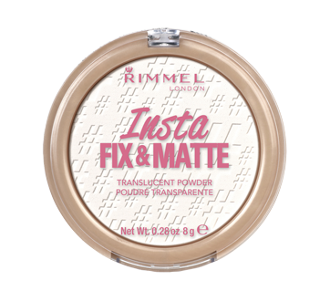 Insta Fix & Matte Powder, 8 g