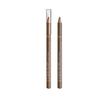 Brow This Way Eyebrow Pencil with Fibres, 1.1 g