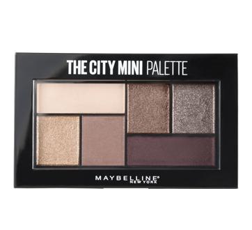 The City Mini palette d'ombres à paupières, 5,6 g