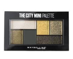Image du produit Maybelline New York - The City Mini Palette ombres à paupière, 5,6 g