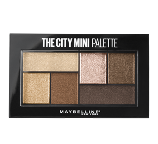 The City Mini palette d'ombres à paupières, 5,6 g