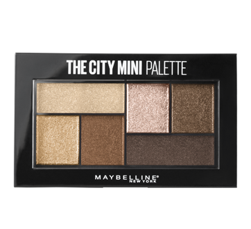 The City Mini Eyeshadow Palette, 5.6 g