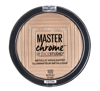 Facestudio Master Chrome illuminateur métallique, 5,5 g