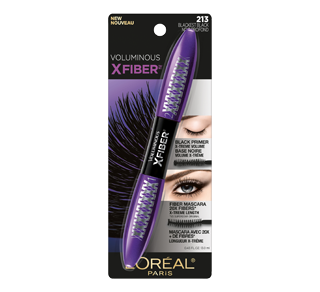 Voluminous X-Fiber Mascara, 13 ml
