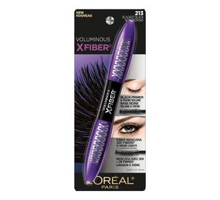Voluminous X-Fiber mascara, 13 ml