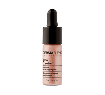 Image of product Dermablend Professional - Glow Creator Multi-Use Liquid Highlighter, 15 ml Pearl