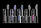 Thumbnail 3 of product NYX Professional Makeup - Worth the Hype Volumizing & Lenghtening Mascara, 4.54 g