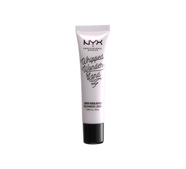 Image 2 of product NYX Professional Makeup - Whipped Wonderland Liquid Highlighter , 1 unit Flight of the Fairy