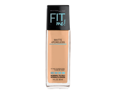 Image of product Maybelline New York - Fit Me Matte + Poreless Foundation, 30 ml
