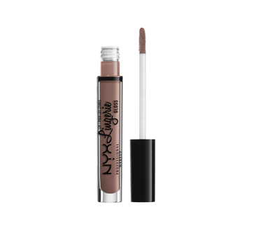 Image 2 of product NYX Professional Makeup - Lip Lingerie Lip Gloss, 1 unit Butter