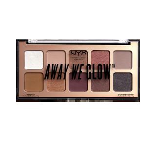 Away We Glow Eyeshadow Palette, 1 unit