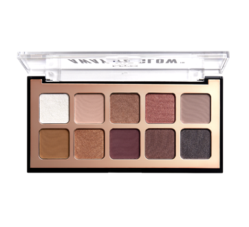 Image 2 of product NYX Professional Makeup - Away We Glow Eyeshadow Palette, 1 unit Lovebeam