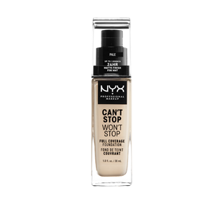 Can't Stop Won't Stop Full Coverage Foundation, 30 ml