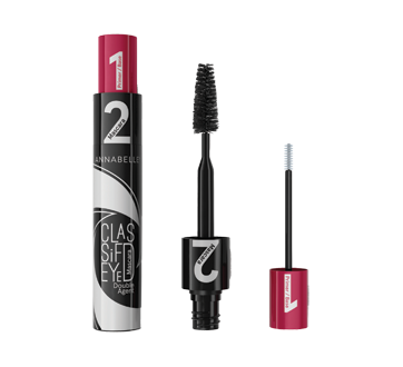 Classifeyed Double Agent Mascara, 9 ml