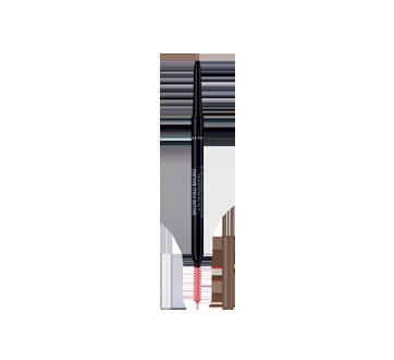 Image 2 of product Rimmel London - Brow Pro Microdefiner Ultra-Fine Precision Pencil, 1 unité Blonde