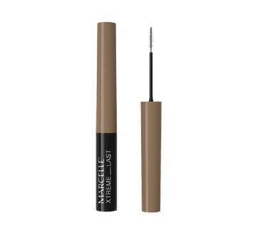 Image du produit Marcelle - Xtreme Last gel à sourcils longue tenue, 4 ml Light to Medium