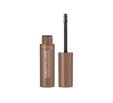 Image 2 of product Rimmel London - Wonder' Full Brow 24H Waterproof Brow Mascara with Fibres, 1 unit Blonde