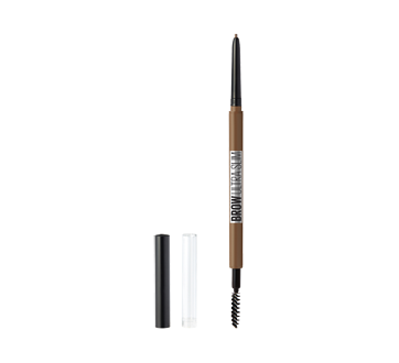 Image 2 du produit Maybelline New York - Ultra Slim crayon à sourcils définissant, 1 unité Soft Brown