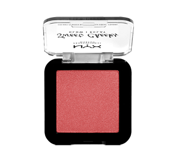 Image 2 of product NYX Professional Makeup - Sweet Cheeks Creamy Powder Blush Glow, 1 unit Citrine Rose