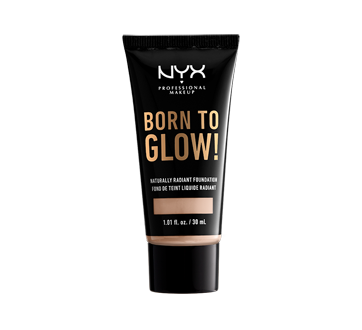 Born To Glow! Naturally Radiant Foundation, 1 unit
