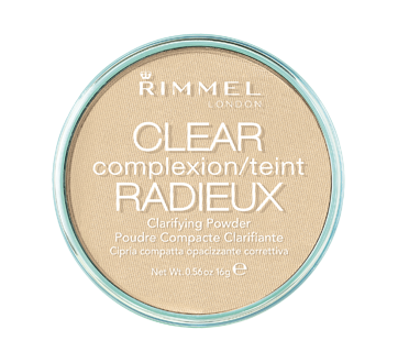 Clear Complexion Clarifying Pressed Powder, 16 g