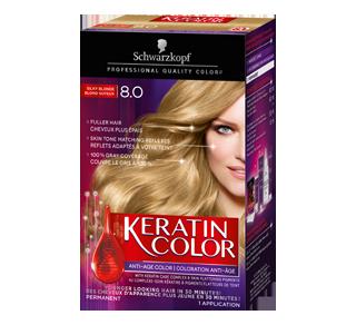 Keratin Color, 1 unit