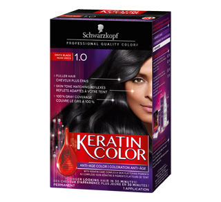 Keratin Color, 1 unit