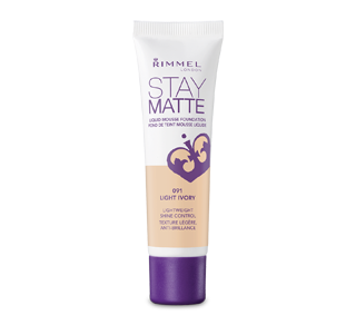 Stay Matte Liquid Mousse Foundation, 30 ml