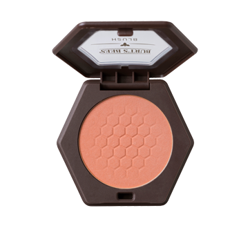 Image 2 of product Burt's Bees - 100% Natural Blush with Vitamin E, 5.38 g Bare Peach