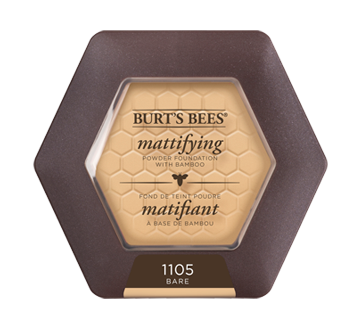 Natural Mattifying Powder Foundation, 8.5 g