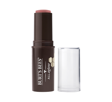 Image 2 of product Burt's Bees - 100% Natural All Aglow Lip & Cheek Stick, 9.07 g Suez Sands
