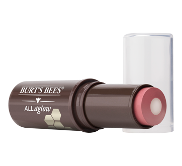 Image 3 du produit Burt's Bees - Bâtonnet pour lèvres et pommettes teint rayonnant naturel à 100%, 9.07 g Suez Sands