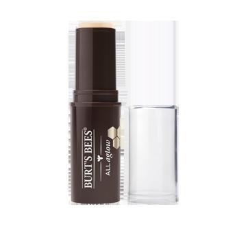 Image 2 du produit Burt's Bees - Illuminateur en bâtonnet teint rayonnant 100% naturel, 9.07 g Opal Mist