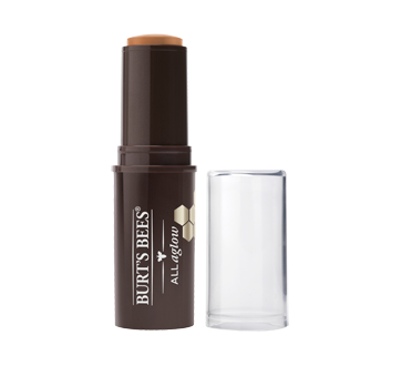 Image 2 of product Burt's Bees - 100% Natural All Aglow Bronzer Stick, 9.07 g Golden Shimmer