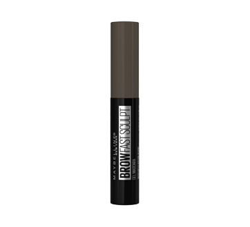 Image 2 of product Maybelline New York - Brow Fast Sculpt Gel Brow Mascara, 3 g Medium Brown