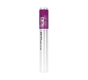 Image 2 of product Maybelline New York - The Falsies Lash Lift Washable Mascara, 6.9 ml Blackest Black