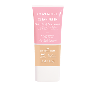 Clean Fresh Skin Milk Foundation, 30 ml