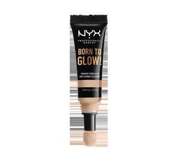 Image 2 du produit NYX Professional Makeup - Cache cernes Born To Glow éclatant, 1 unité Albatre